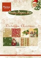 PK9125 Pretty Papers Bloc Victorian Christmas